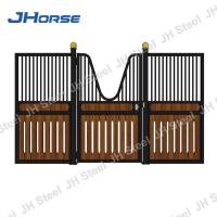 Buy cheap Farms Horse Stable Sheets Stall Door Latches With Galvanized Steel Frame from wholesalers