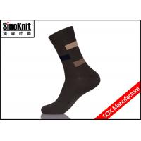 Buy cheap Cotton Business Sock for Man Flat Thin Man Dress Socks Anti-bacterial from wholesalers