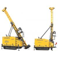 Buy cheap Diesel Engine Full Hydraulic Core Drilling Rig Clamping Diameter 55.5-11705mm from wholesalers