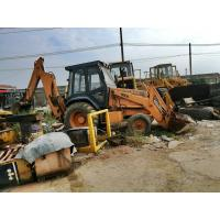 Buy cheap case Backhoe Loader made in UK case engine 4 in 1 bucket for sale second hand backhoe from wholesalers