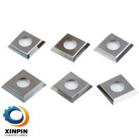 Buy cheap Cutting Square Tungsten Carbide Tool Inserts High Accuracy For Aluminum Cutting from wholesalers