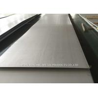 Buy cheap 2304 Duplex Stainless Steel Sheet Cold Hot Rolling High Mechanical Strength product