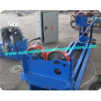 Length Manual Adjustable Conventional Welding Rotator For Small Diameter Pipe Manufactures
