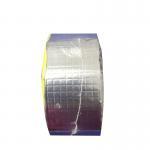 Buy cheap aluminum foil Butyl waterproof adhesive tape Reinforced Waterproof Foil Aluminum from wholesalers