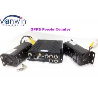 Third Generation 3G Mobile DVR Automatic Passenger Counter Systems for Bus