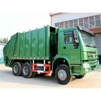 Buy cheap SINOTRUK HOWO Special purpose Transport Compression Garbage Truck 9.726 L Displacement from wholesalers