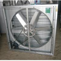 Buy cheap industry greenhouse pig house poultry house wall mounted metal belt driven exhaust fan with good price from wholesalers