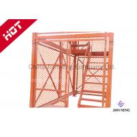 Buy cheap Box Type Ladders And Scaffold Towers , Lightweight Scaffold Tower With Satety Protecting Netting from wholesalers