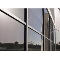 Buy cheap Easy Install Low E Replacement Glass , High Efficiency Low E Clear Glass from wholesalers