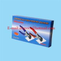 Buy cheap cheaper PVC Card Punch slot from wholesalers
