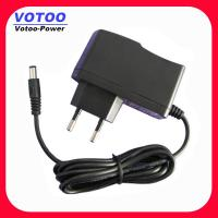 Buy cheap 5V 2A EU Plug Universal 2.5mm AC Adapter Power Supply Wall Charger from wholesalers