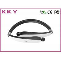ABS Material Bluetooth 4.0 Headset Sports Style OEM / ODM Available