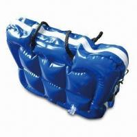 Wholesale Inflatable PVC Bag, Available in Different Designs, OEM Logo Printings are Welcome from china suppliers