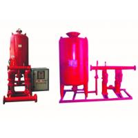 Buy cheap High Speed Fire Fighting Pump , Fire Booster Pump System Stable from wholesalers