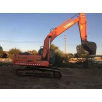Buy cheap 20 Tone Used Hitachi Excavator Hitachi Earth Moving Equipment ZX200 from wholesalers
