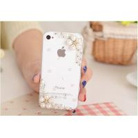 Wholesale Mobile Phone shell OEM Fashion Apple phone set auger PC phone case for Apple phone from china suppliers