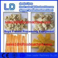 Buy cheap Price Automatic Textured Soya Protein making machinery from wholesalers