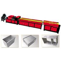 Buy cheap Air Supply Outlet HVAC Damper Production Line With 3C Certification from wholesalers