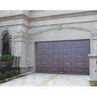 Buy cheap Automatic Steel Garage Door Electric Operate Type With Remote Control from wholesalers
