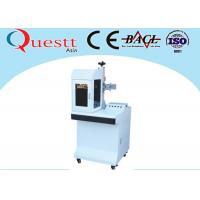 Buy cheap 5W UV Laser Marking Machine Etching / Engravaing For Ceramic Glass Stone from wholesalers