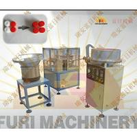 Buy cheap Edible Oil Cap Assembly Machine from wholesalers