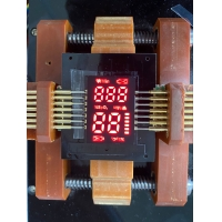 Buy cheap Hot Sale Ultra Thin 2.8mm ONLY Customized Red SMD LED Display For Finger Pulse Oximeters from wholesalers
