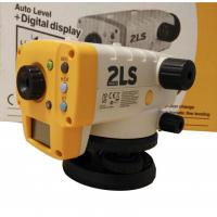 Buy cheap Topcon 2LS New Model Orion + Digital Level AT-100D/AT-124D Yellow Color from wholesalers