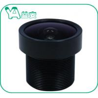 Vehicle 5MP Camera Lens Optics , Car Dvr Recorder Lens Φ15×16 Mm Diameter