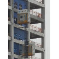Buy cheap Q345 Steel Material Rack And Pinion Lift , SC200BG Construction Rack Pinion Elevator from wholesalers