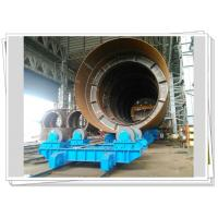 Buy cheap Tubular Pile Used Heavy Duty Welding Turning Roll With Steel Roller from wholesalers