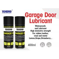 Buy cheap Rust Proof Garage Door Lubricant / Spray Grease Lubricant For All Moving Parts from wholesalers