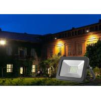 Black Outdoor LED flood lights 100w/150w commecial lighting Exterior IP65 Manufactures