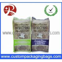 Buy cheap Creative Plastic Laminated Plastic Food Packaging Bags For Popcorn / Cookie from wholesalers