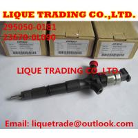 DENSO Genuine & New common rail injector 295050-0180 295050-0181 295050-0520 for TOYOTA Hilux 23670-0L090 23670-09350 Manufactures
