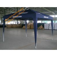 Buy cheap Logo Printing 3x3m Folding Tent Outdoor Tent  Gazebo Steel Frame Promotion  Pop up Tents from wholesalers