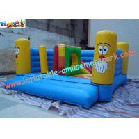 Buy cheap Customized Commercial Bouncy Castles, Kids Funny Jumping Castles Play Toy product