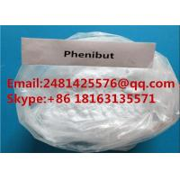 Buy cheap Pharmaceutical Medical Raw Materials Phenibut for Anxiety Reduction CAS 1078-21-3 from wholesalers