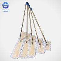 Buy cheap Big Residential microfiber Floor Cleaning Mops for School , Supermarket from wholesalers