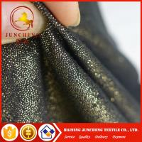Buy cheap printed knitting suede fabric cheap Sales promotion for garments and home textiles from wholesalers