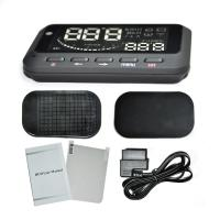 Buy cheap Car HUD 2 Vehicle-mounted Head up Display System OBD Projection Display from wholesalers