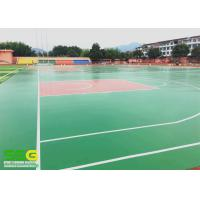 Buy cheap Flooring paint - water based anti skid basketball / tennis sport court floor from wholesalers