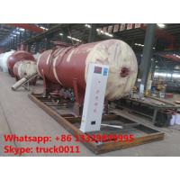 Buy cheap factory sale skid-mounted lpg gas refilling station for filling steel gas bottles, gas cylinders filling skid lpg plant from wholesalers
