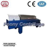 China Custom Electric Liquid - Liquid - Solid Separation Decanter 3 Phase Centrifuge / Tricanter on sale