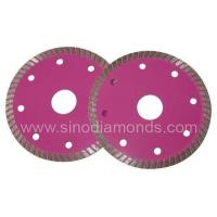 Buy cheap Sintered Diamond Thin Cutting Discs from wholesalers