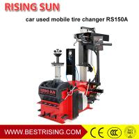 Buy cheap Leverless tire changer car repair used mobile tire shop machine for sale from wholesalers