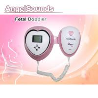 Buy cheap Portable Angelsounds Pocket Fetal Doppler For Pregnant Women JPD-100S4 from wholesalers