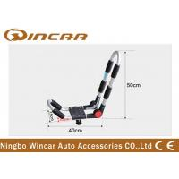 Buy cheap 2 Pair Snowboard / Boat Canoe / Kayak Roof Carrier can Height adjustable from wholesalers
