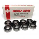 Buy cheap Bones Swiss high precesion skateboard longboard bearings from China from wholesalers
