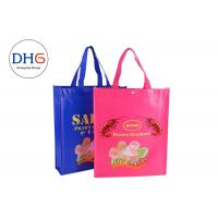 Buy cheap Promotional Non Woven Tote Bag Cotton 30*10*35cm Long Durability High Strength from wholesalers