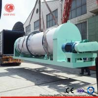 Buy cheap Organic Fertilizer Granulator Machine Multifunctional With ISO 9001/CE Certification from wholesalers